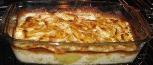 Kartoffelgratin Beispielbild Rezepte fuer die Mikrowelle