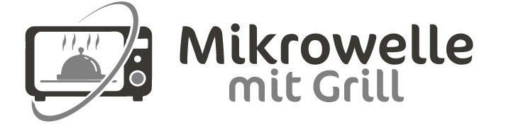 Mikrowelle mit Grill Logo